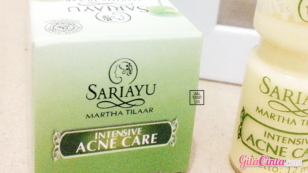 Intensive-Acne-Care-Sariayu – GitaCinta.com